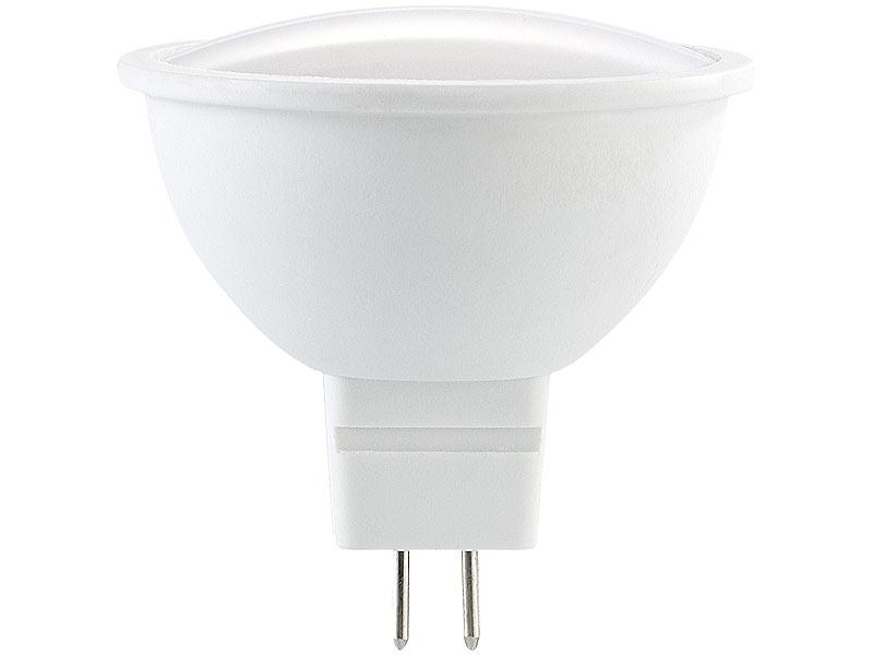 pearl led leuchtmittel gu5 3 led spot aus high tech kunststoff gu5 3 mr16 5 w 290 lm. Black Bedroom Furniture Sets. Home Design Ideas