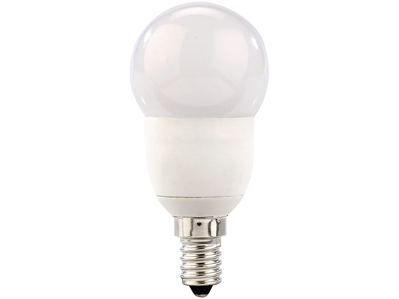 luminea led lampen warmweiss led tropfen e14 5 5 w. Black Bedroom Furniture Sets. Home Design Ideas