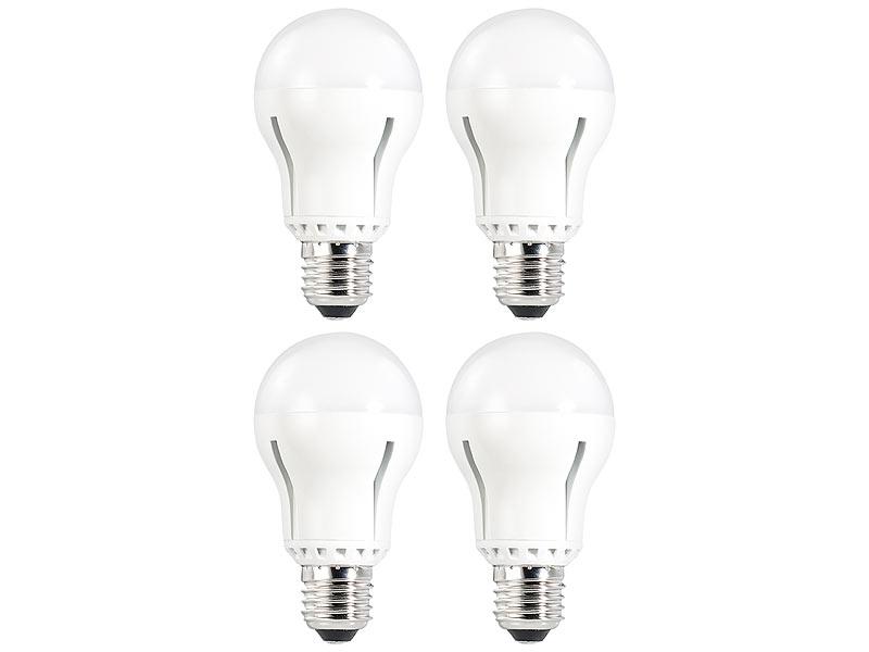 Attractive LED Bulbs: Luminea LED Lampe E27, 12 W, Dimmbar, Tageslichtweiß