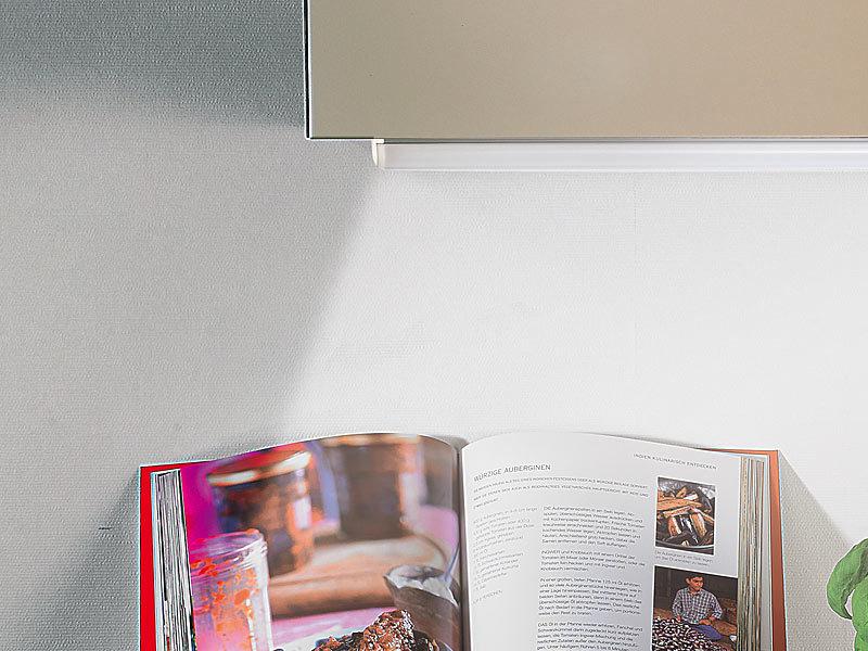 luminea lichtleisten unterbauleuchte warmwei t5 4 5w 30cmein ausschalter 2er set k chen led. Black Bedroom Furniture Sets. Home Design Ideas