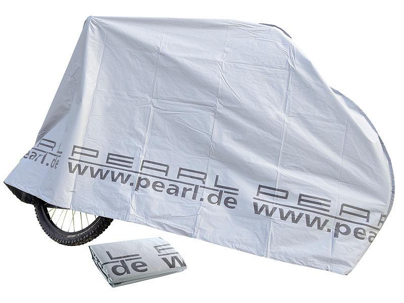 Fahrrad Hülle Schutzabdeckung Abdeck-Plane Fahrradgarage für Fahrräder Motorrad