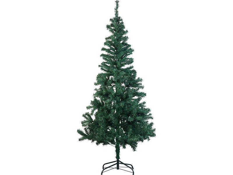 Infactory Kunstlicher Weihnachtsbaum Mit 533 Spitzen Und Stander