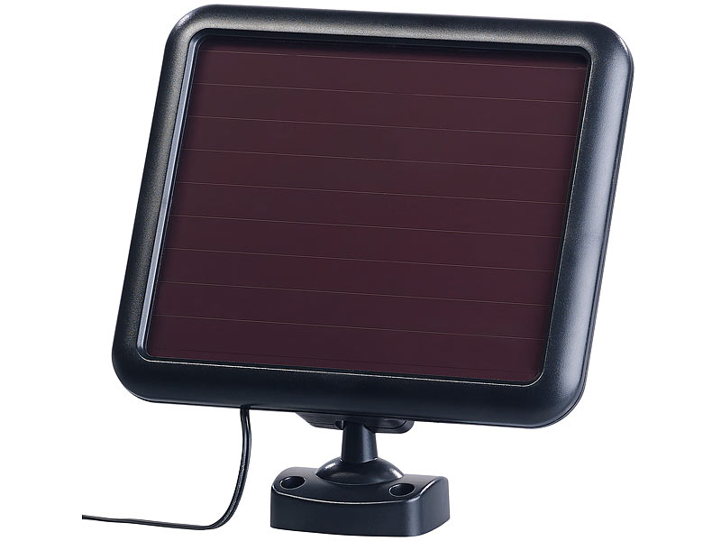luminea solarlicht 3 fach solar led fluter f r au en pir sensor 32 w lumen ip44. Black Bedroom Furniture Sets. Home Design Ideas