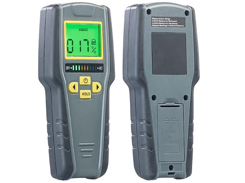 Agt feuchtigkeitsmessgerät digitaler in feuchtigkeits detektor