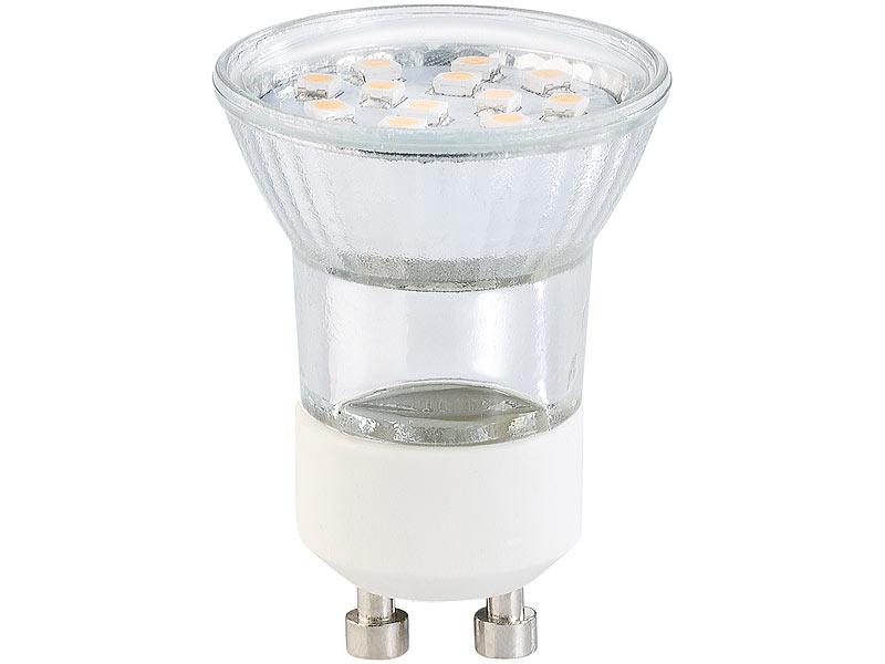 luminea led spotlight glasgeh use 100 lm mr11 1 2w. Black Bedroom Furniture Sets. Home Design Ideas