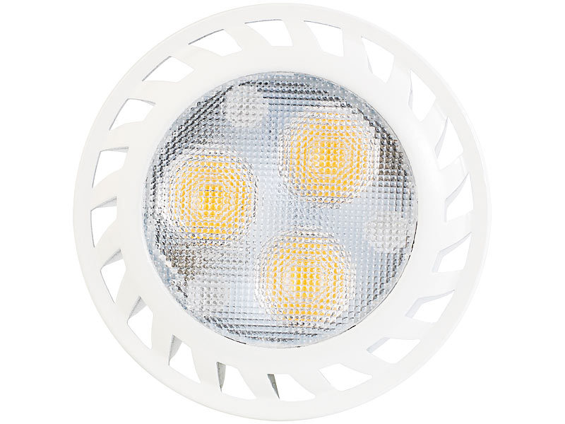 luminea gu4 mr11 led lampen led spot gu4 mr11 3 5 w 12 v warmwei k 200 lm gu4. Black Bedroom Furniture Sets. Home Design Ideas