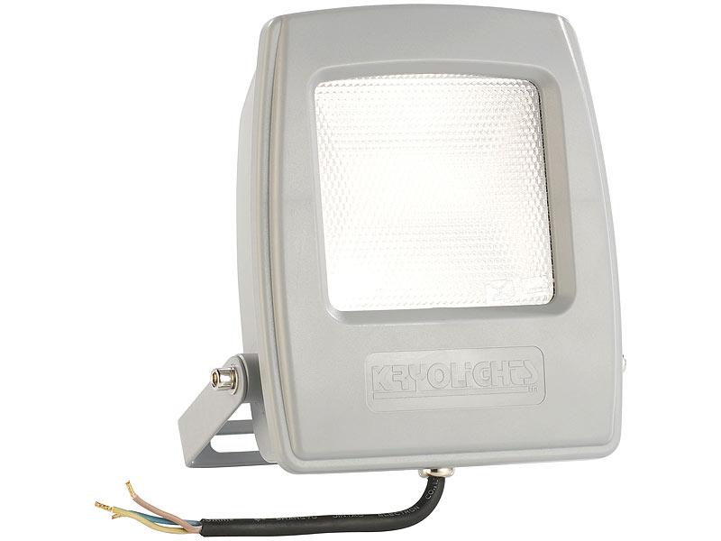 kryolights wand arbeitsscheinwerfer wetterfester led fluter 20 watt lumen ip65. Black Bedroom Furniture Sets. Home Design Ideas