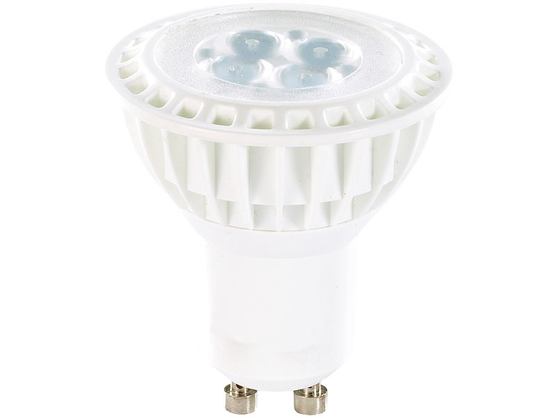 Luminea gu led spotlampen high power led spot gu