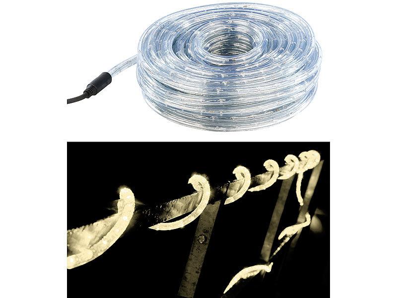 lunartec lichterschlauch led lichtschlauch innen. Black Bedroom Furniture Sets. Home Design Ideas