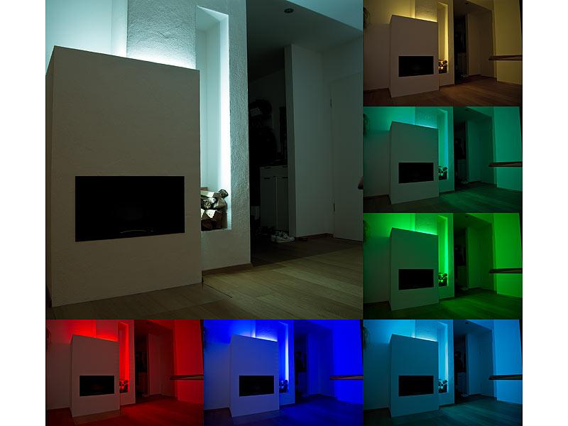 lunartec led streifen lx 500a 5 m rgbw outdoor ip65. Black Bedroom Furniture Sets. Home Design Ideas
