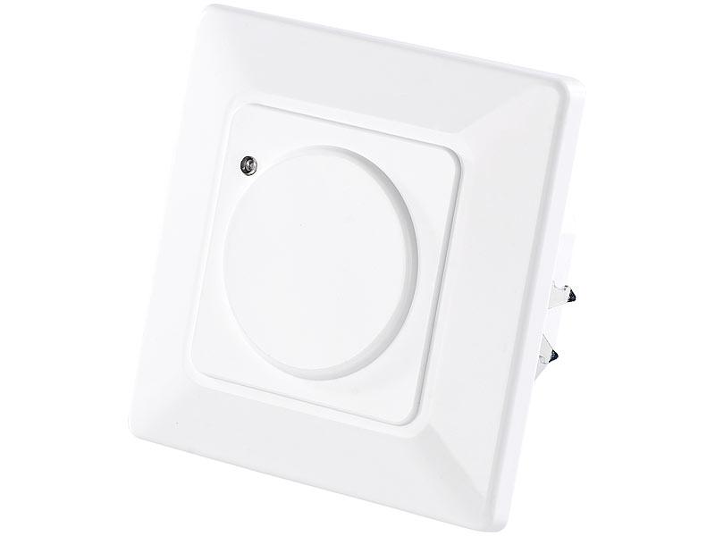revolt automatischer lichtschalter mit radar bewegungsmelder. Black Bedroom Furniture Sets. Home Design Ideas