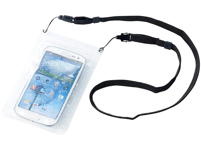 Zubehör Wasserdicht Unterwasser Handy Tasche Schutzhülle Schutztasche für 6 Zoll oder we Ruder- & Paddelboote