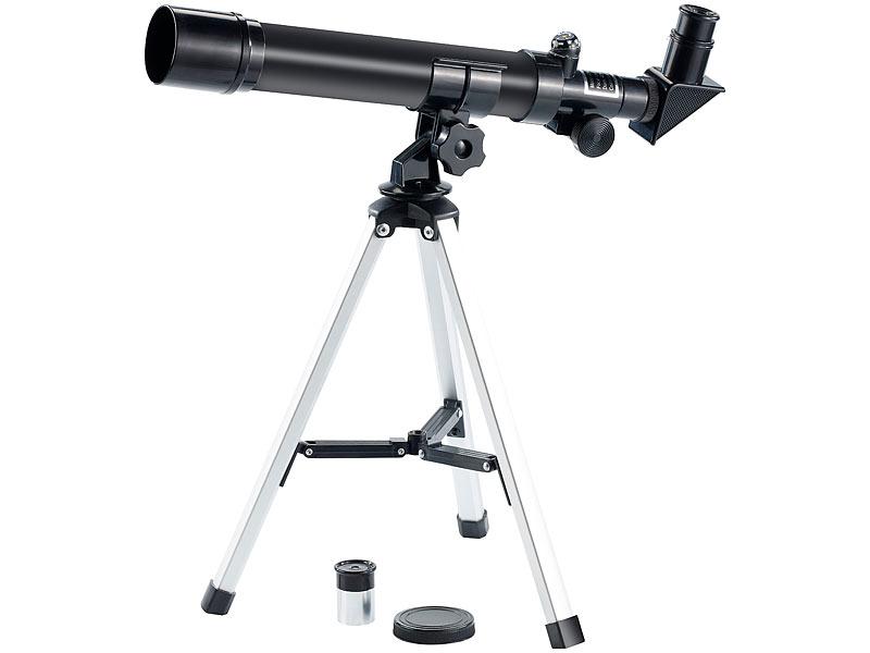 Zavarius teleskop mit stativ: ultraleichtes refraktor linsen