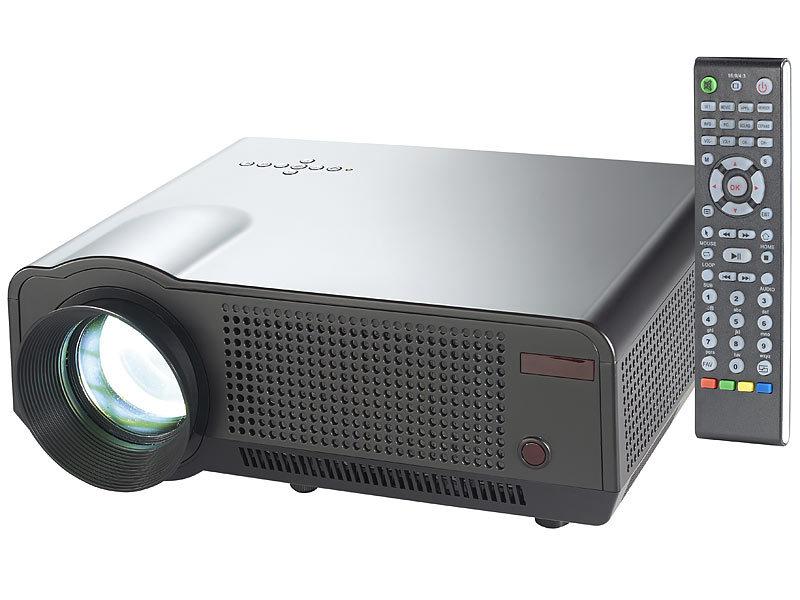 scenelights heimkino projektoren led lcd beamer lb 2800 lumen versandr ckl ufer led. Black Bedroom Furniture Sets. Home Design Ideas