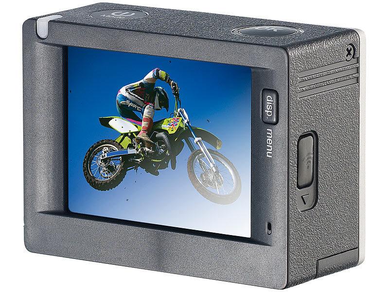 somikon outdoor helm camcorder full hd action cam dv 850. Black Bedroom Furniture Sets. Home Design Ideas