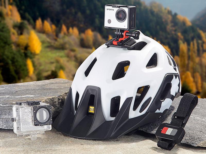 somikon action kameras full hd action cam dv 850 wifi mit. Black Bedroom Furniture Sets. Home Design Ideas