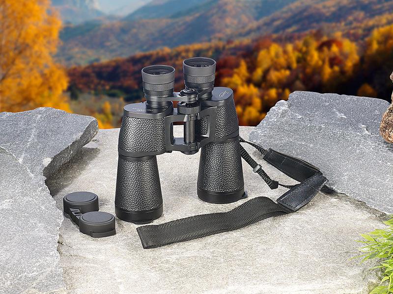 Doppelkompakte faltende ferngläser des fokus kleine kompakte