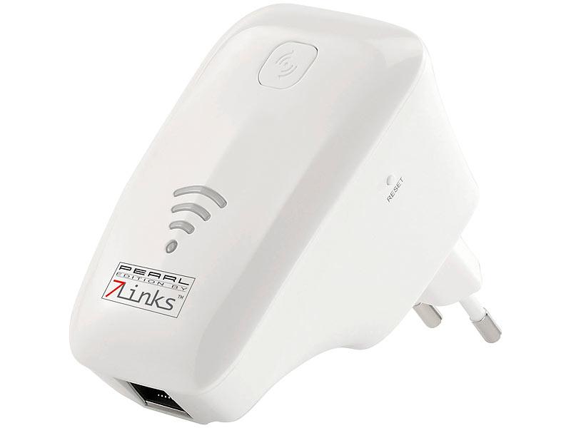 7links wlan verst rker wlan repeater wlr mit access point wps und 300 mbit s wifi. Black Bedroom Furniture Sets. Home Design Ideas