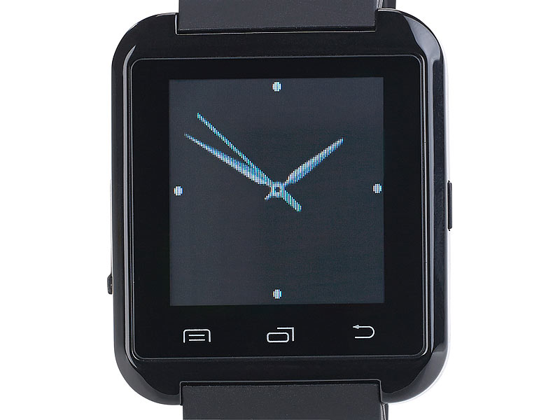 callstel armbanduhr freisprech smartwatch sw mit. Black Bedroom Furniture Sets. Home Design Ideas