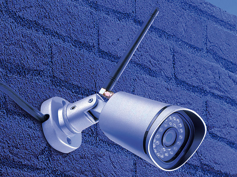7links wlan kamera outdoor wetterfeste ip kamera ipc 850. Black Bedroom Furniture Sets. Home Design Ideas