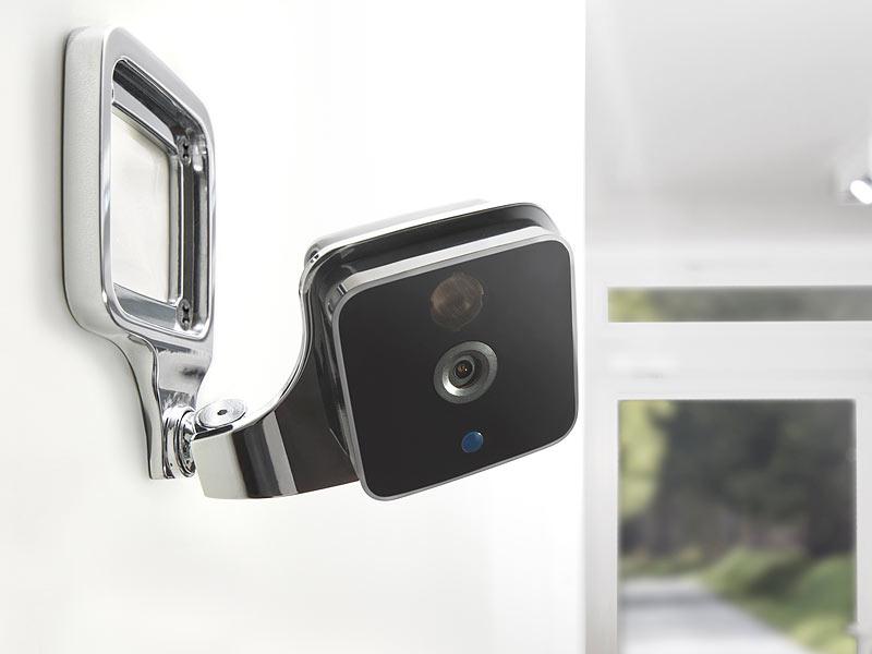 visortech wifi camera wlan ip berwachungskamera mit bewegungsmelder fenster t rsensor. Black Bedroom Furniture Sets. Home Design Ideas