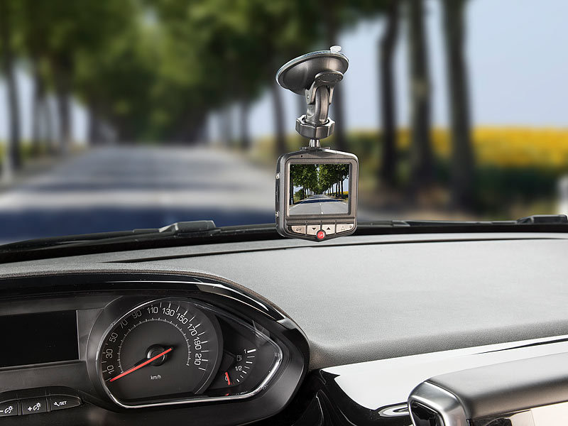 Navgear Auto Camera Hd Dashcam M G Sensor Bewegungserkennung 6 1