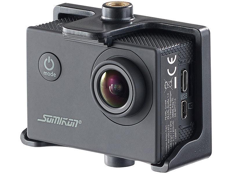 somikon action camera einsteiger 4k action cam wlan full. Black Bedroom Furniture Sets. Home Design Ideas