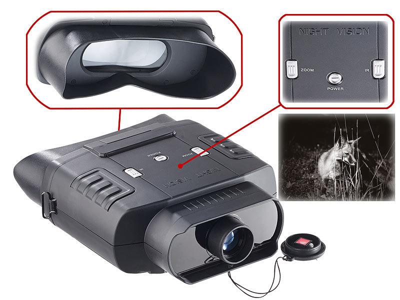 Zavarius infrarot kamera: digitales nachtsichtgerät dn 600