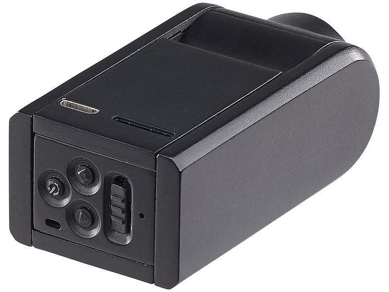 somikon kamera mini hd berwachungskamera ir nachtsicht. Black Bedroom Furniture Sets. Home Design Ideas