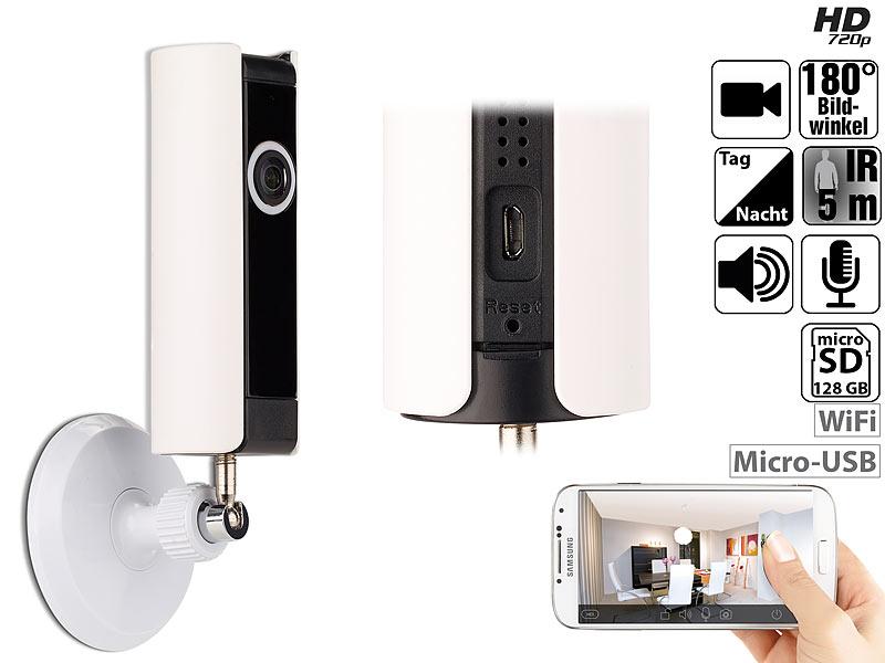 7links lan kamera ip panorama berwachungskamera 180. Black Bedroom Furniture Sets. Home Design Ideas
