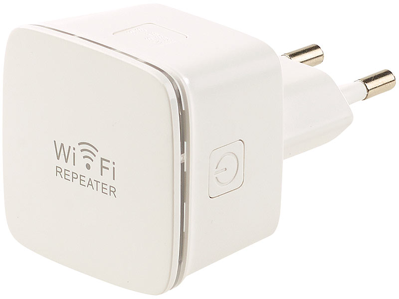 7links WLAN Booster: Mini-WLAN-Repeater WLR-350.sm mit ...