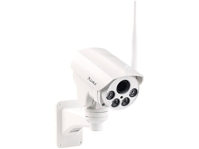 7links berwachungskameras funk ptz full hd ip berwachungskamera wlan nachtsicht 5x zoom. Black Bedroom Furniture Sets. Home Design Ideas
