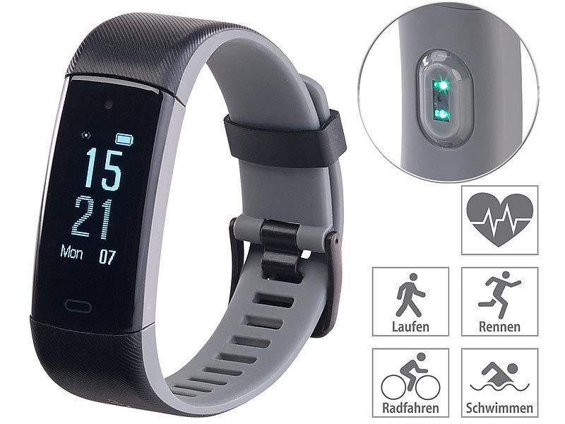 newgen medicals gps uhr premium gps fitness armband xl. Black Bedroom Furniture Sets. Home Design Ideas