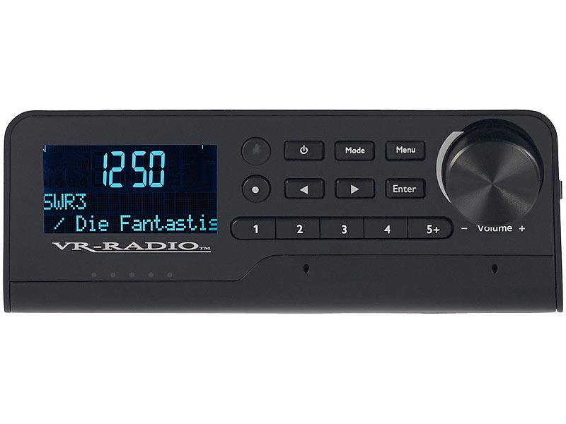 Vr Radio Kuchen Unterbauradio Unterbau Wlan Kuchenradio Amazon
