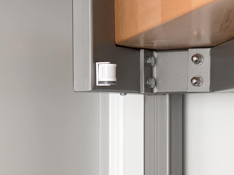 visortech steckdosen alarmanlagen mini pir bewegungsmelder f r wlan alarmanlage xmd 6. Black Bedroom Furniture Sets. Home Design Ideas