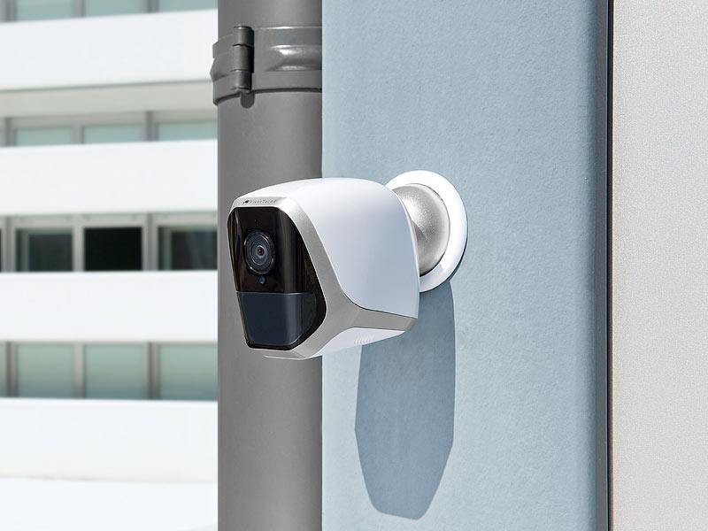 visortech spy cam ip hd berwachungskamera mit app ip65 bis 6 monate batteriebetrieb. Black Bedroom Furniture Sets. Home Design Ideas