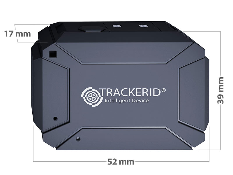 trackerid pkw gps tracker wlan gps gsm live tracker. Black Bedroom Furniture Sets. Home Design Ideas