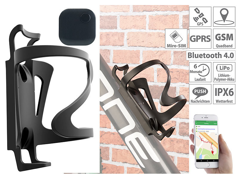trackerid gps sender fahrrad gps tracker im fahrrad. Black Bedroom Furniture Sets. Home Design Ideas