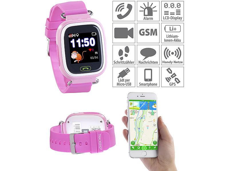 trackerid tracker uhr kinder kinder smartwatch telefon. Black Bedroom Furniture Sets. Home Design Ideas