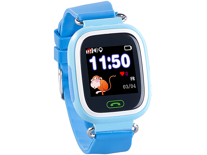 trackerid kinderuhr kinder smartwatch telefon gps gsm. Black Bedroom Furniture Sets. Home Design Ideas