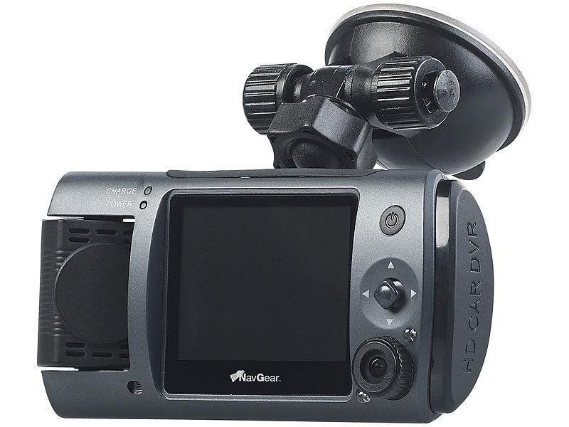 navgear dashcam dual full hd dashcam mit 2 objektiven. Black Bedroom Furniture Sets. Home Design Ideas