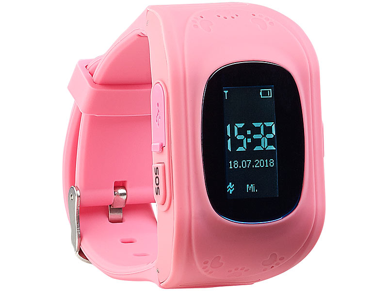 trackerid gps kinderuhr kinder smartwatch mit telefon. Black Bedroom Furniture Sets. Home Design Ideas