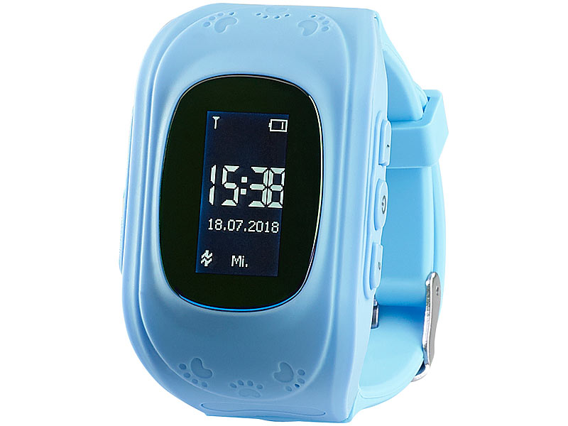 trackerid gps uhr kinder smartwatch mit telefon sos. Black Bedroom Furniture Sets. Home Design Ideas