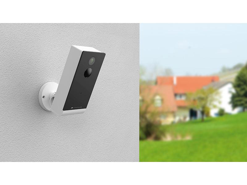 visortech berwachungs kamera funk full hd ip. Black Bedroom Furniture Sets. Home Design Ideas
