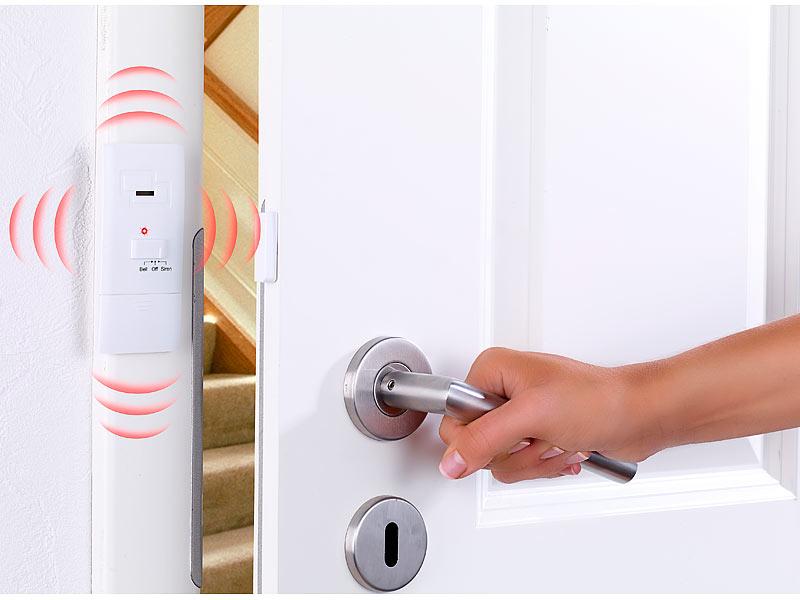 casacontrol pflege alarm systeme t r und fensterkontakt. Black Bedroom Furniture Sets. Home Design Ideas
