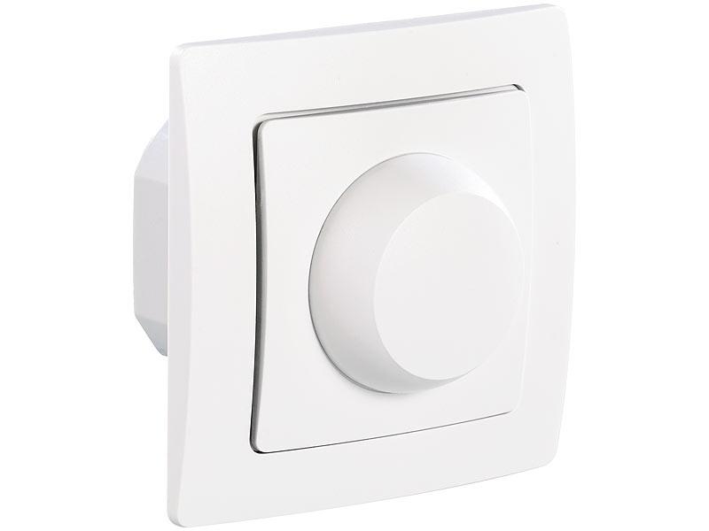 casacontrol casacontrol lichtschalter mit dimmer. Black Bedroom Furniture Sets. Home Design Ideas