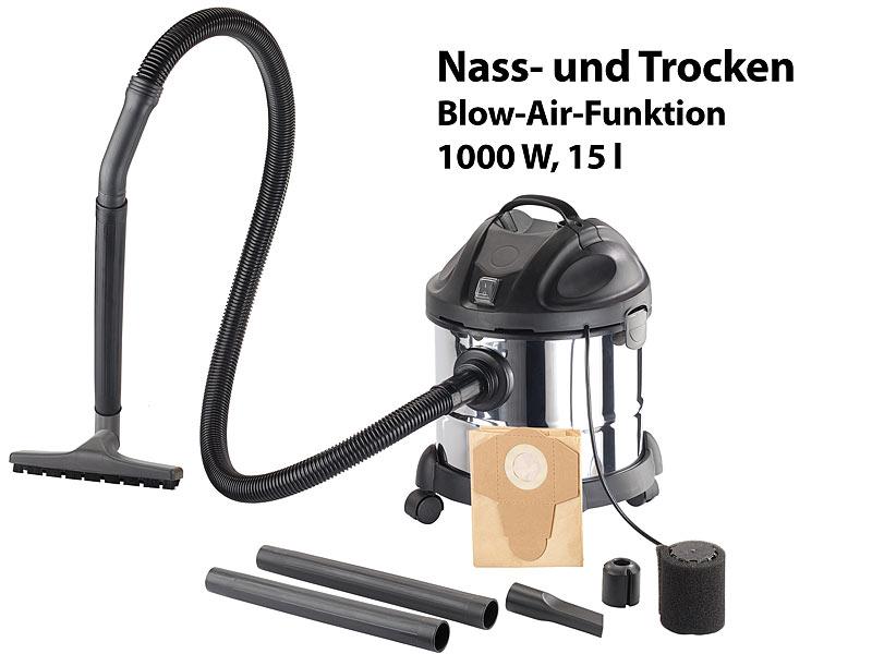 Fußboden Im Auto Nass ~ Sichler nass trocken multi sauger edelstahlbehälter düsen