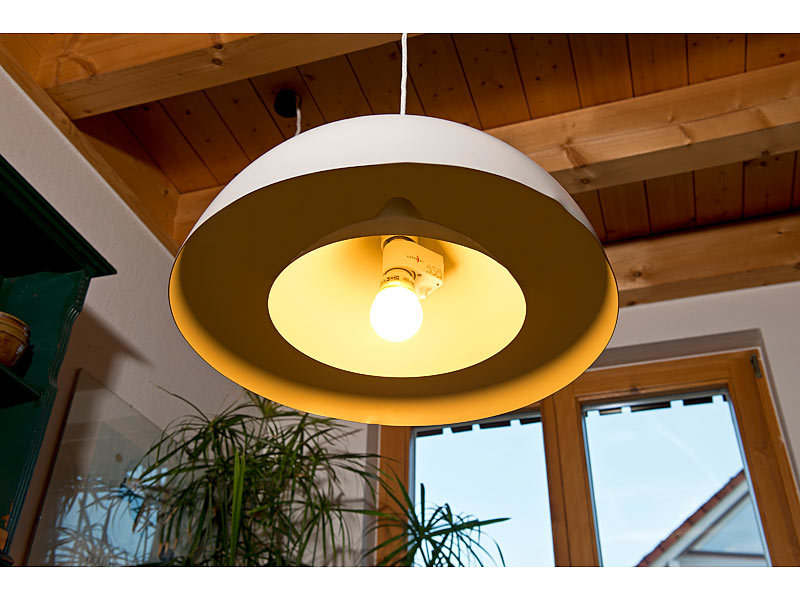 lunartec bewegungsmelder fassung lampenfassung mit 360 radar bewegungsmelder e27 e27 fassung. Black Bedroom Furniture Sets. Home Design Ideas