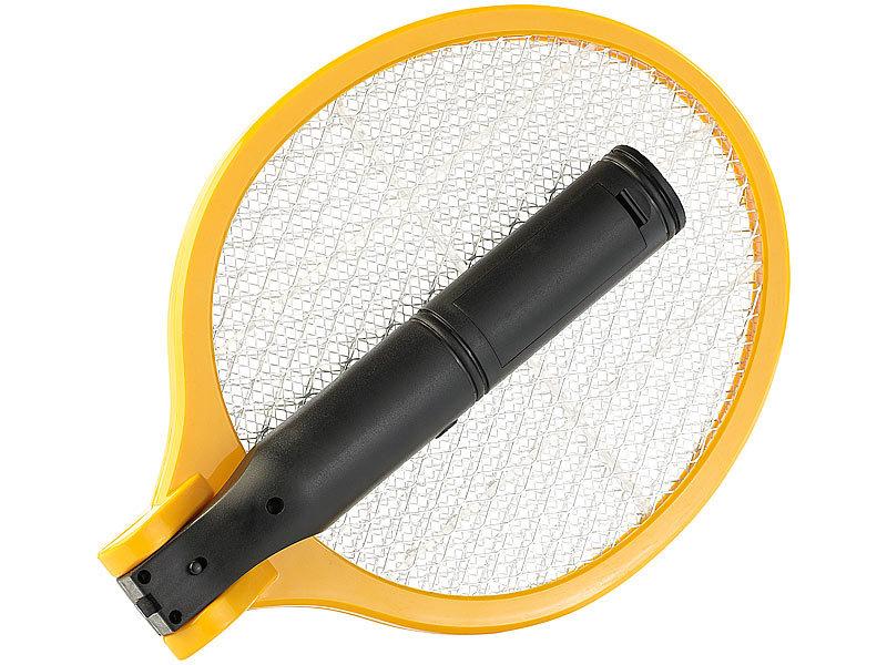 Infactory mückenklatsche elektrische fliegenklatsche mit