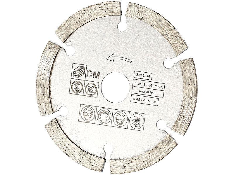 Diamantschliff-Sägescheibe für Tauchsäge AW-650.ts